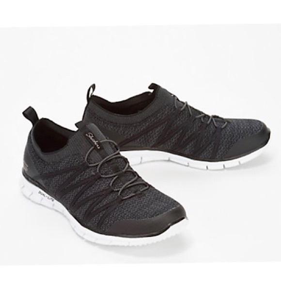 Skechers Shoes   Sketchers Stretch Knit